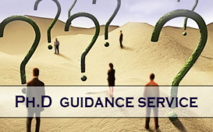PhD Guidance Services: The Guiding Light for Students
